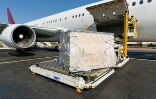 Shipping from China to South America by air
